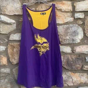 Minnesota Vikings tank top